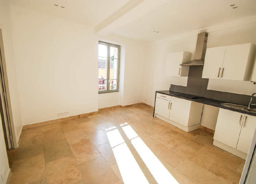 Appartement à louer 28.7m2 à Biot