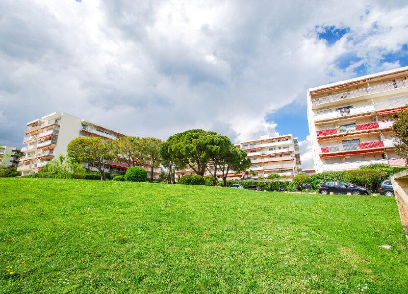 Appartement à vendre 66.85m2 à Antibes