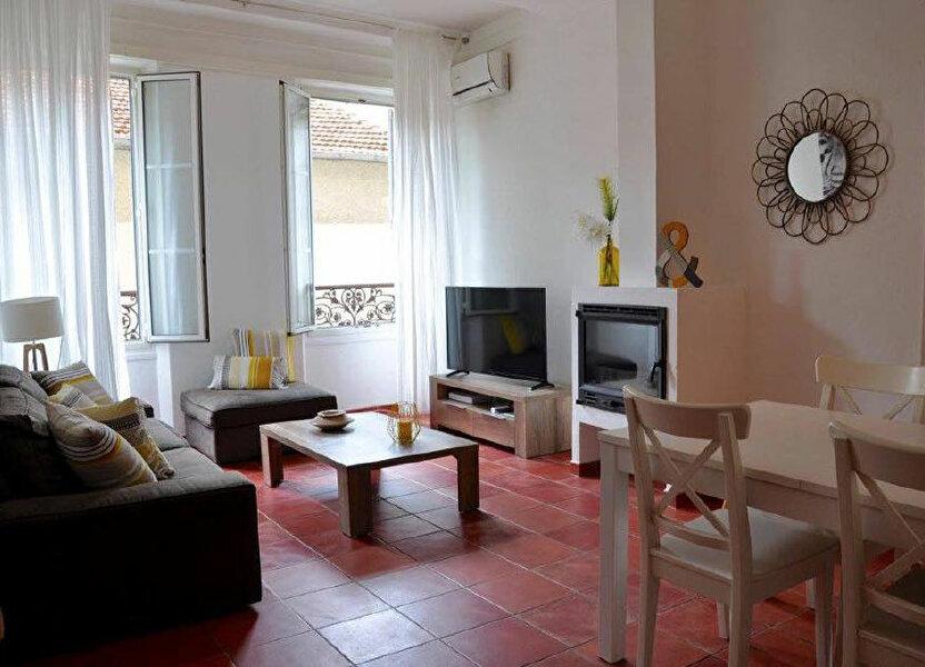 Appartement à vendre 70m2 à Antibes