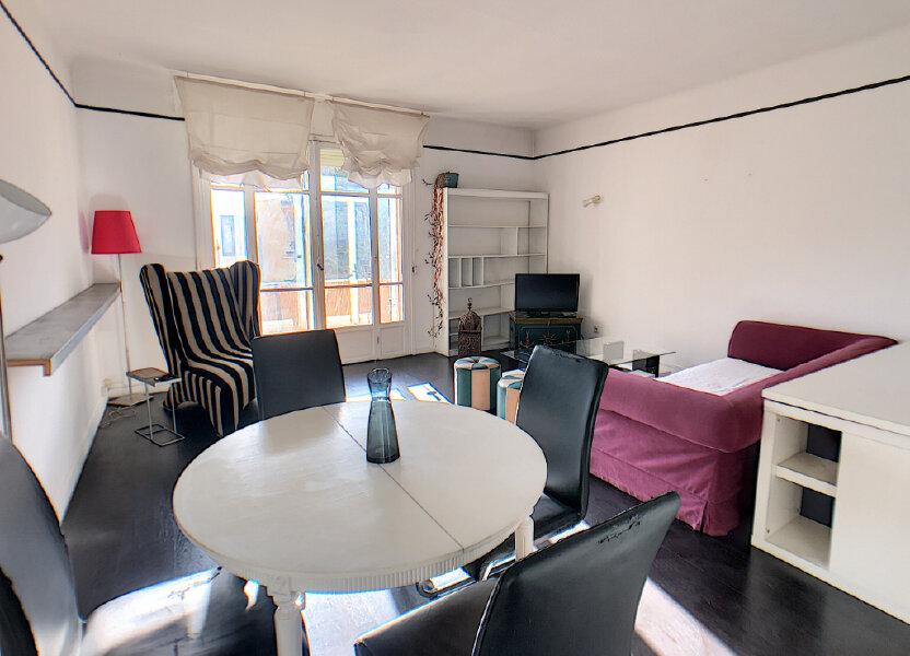 Appartement à vendre 51.16m2 à Antibes