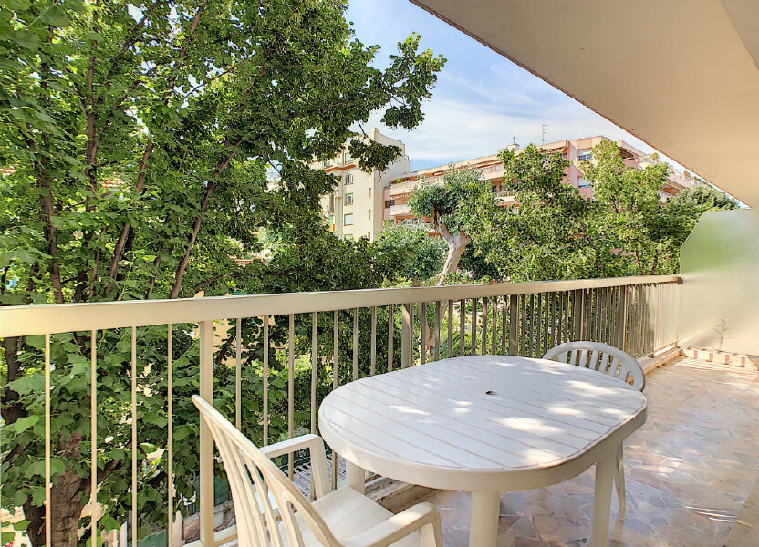Appartement à vendre 34.43m2 à Juan-les-Pins - Antibes