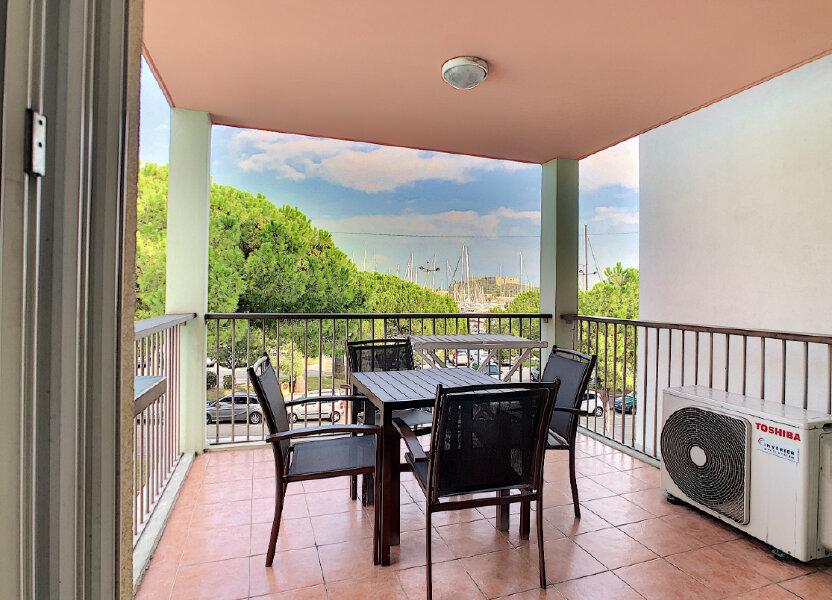 Appartement à vendre 45m2 à Antibes
