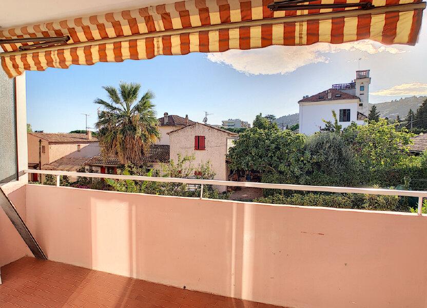 Appartement à vendre 70.48m2 à Golfe Juan - Vallauris
