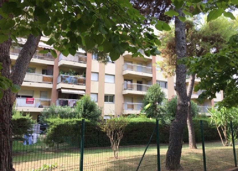 Appartement à louer 29.06m2 à Cagnes-sur-Mer