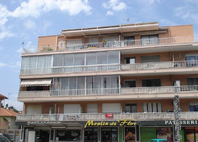 Appartement à louer 29m2 à Cagnes-sur-Mer