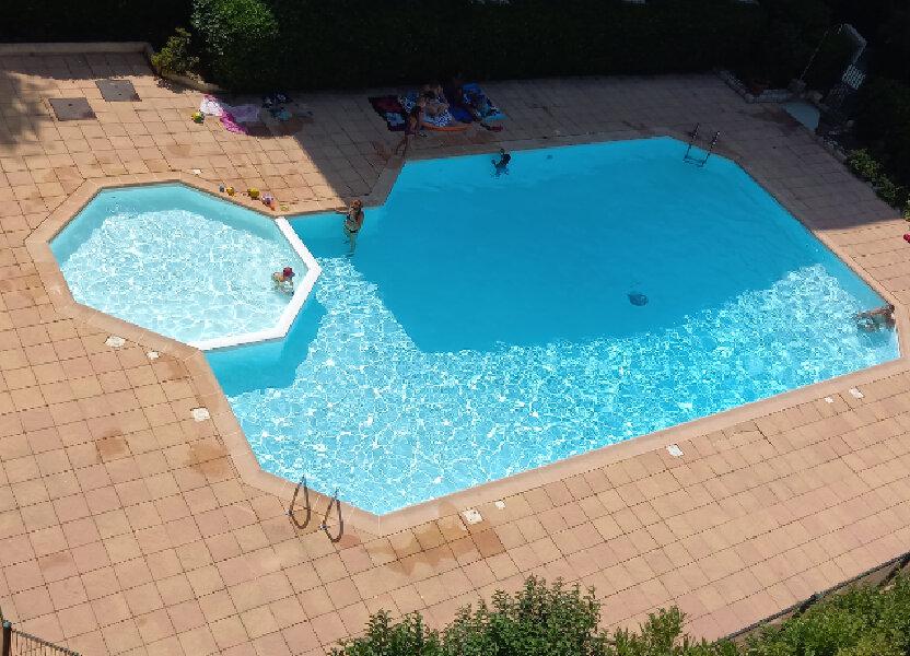 Appartement à louer 29.75m2 à Cagnes-sur-Mer
