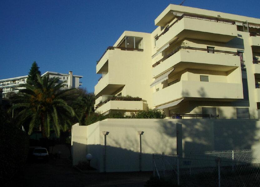 Appartement à louer 25.43m2 à Cagnes-sur-Mer