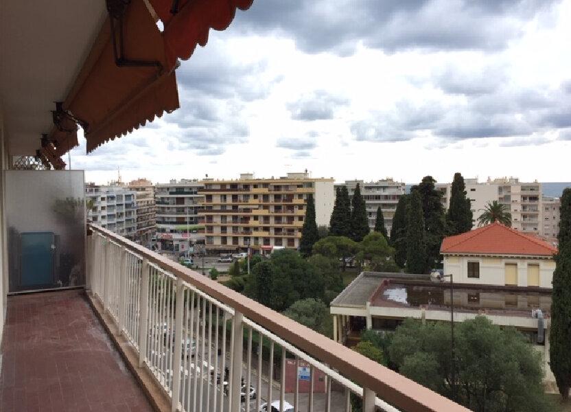 Appartement à louer 48.63m2 à Cagnes-sur-Mer