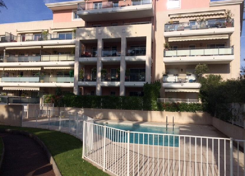 Appartement à louer 54.13m2 à Cagnes-sur-Mer