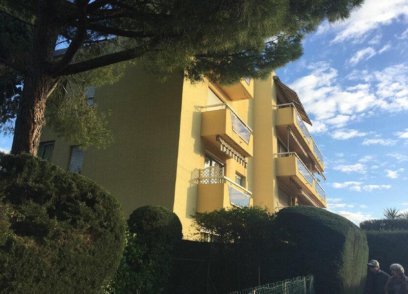 Appartement à louer 24.27m2 à Cagnes-sur-Mer