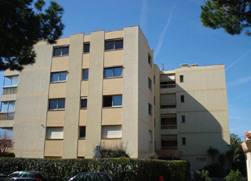 Appartement à louer 38.85m2 à Saint-Laurent-du-Var