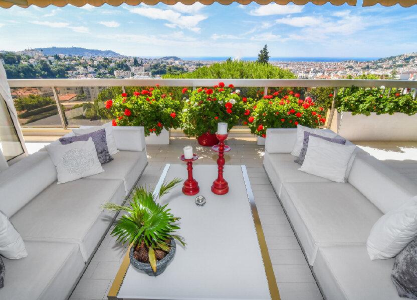 Appartement à vendre 92.6m2 à Nice