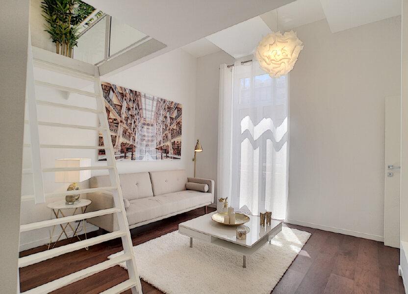 Appartement à vendre 39.19m2 à Nice