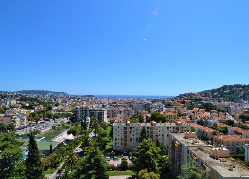 Appartement à vendre 63.26m2 à Nice