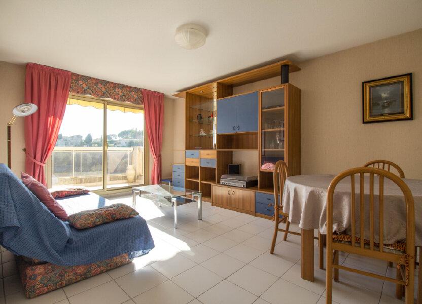 Appartement à louer 50m2 à Nice