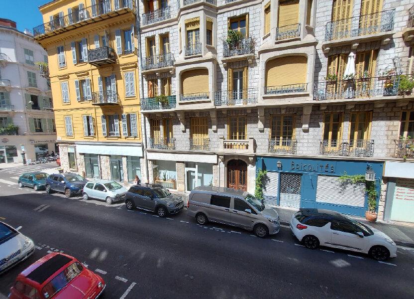 Appartement à louer 33m2 à Nice