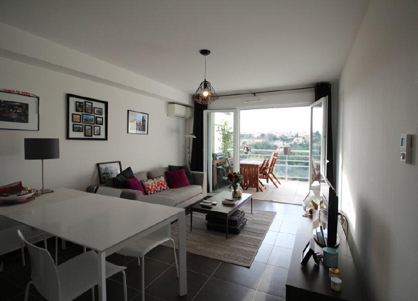 Appartement à vendre 41m2 à Nice