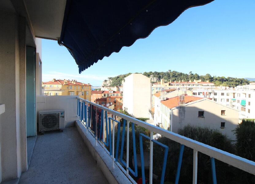 Appartement à louer 37m2 à Nice