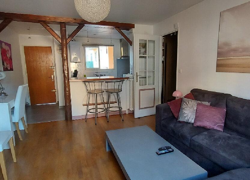 Appartement à louer 41.84m2 à Nice