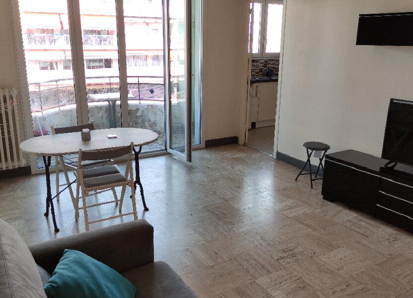Appartement à louer 35m2 à Cagnes-sur-Mer