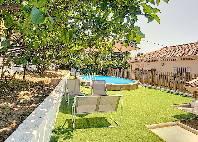 Maison à vendre 99.5m2 à Cagnes-sur-Mer