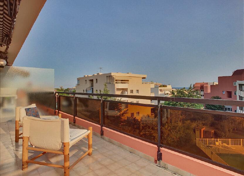 Appartement à vendre 73m2 à Cagnes-sur-Mer