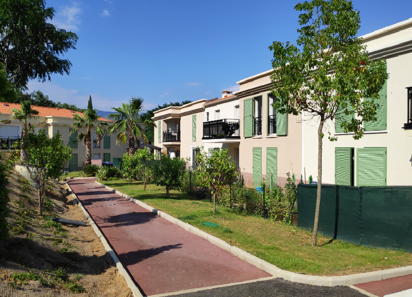 Appartement à louer 43m2 à Gattières