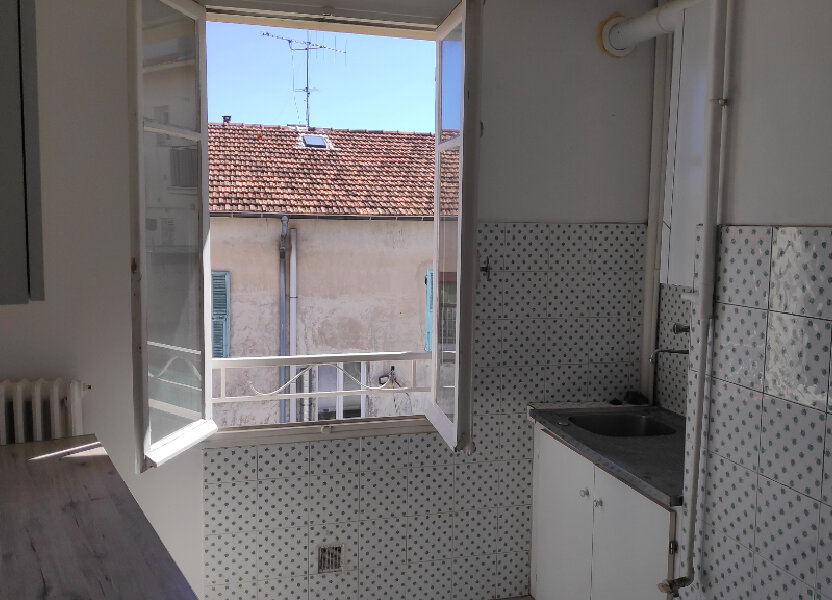 Appartement à louer 36m2 à Saint-Laurent-du-Var