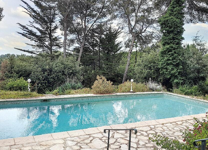 Maison à vendre 187m2 à Roquefort-les-Pins