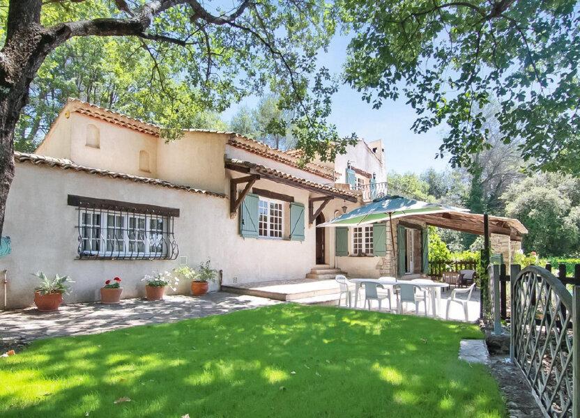 Maison à vendre 180m2 à Roquefort-les-Pins