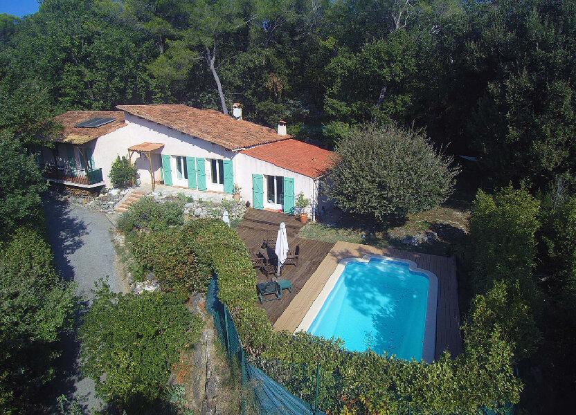 Maison à vendre 161m2 à Roquefort-les-Pins