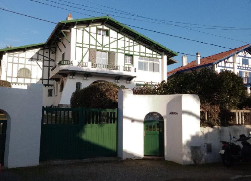 Appartement à vendre 48.74m2 à Biarritz