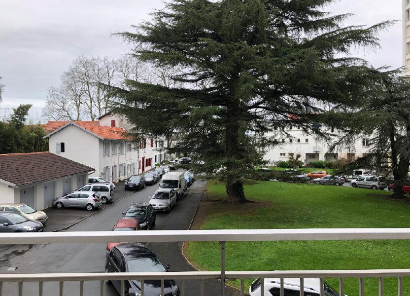 Appartement à louer 57.31m2 à Bayonne