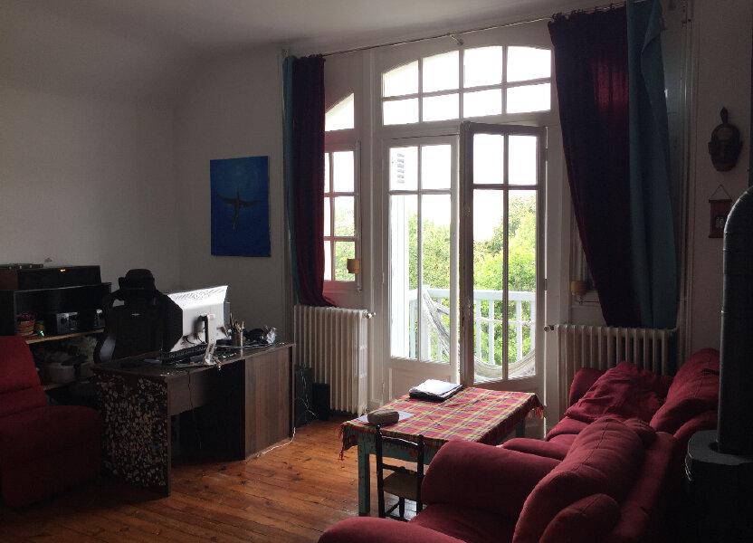 Appartement à louer 79.8m2 à Bayonne