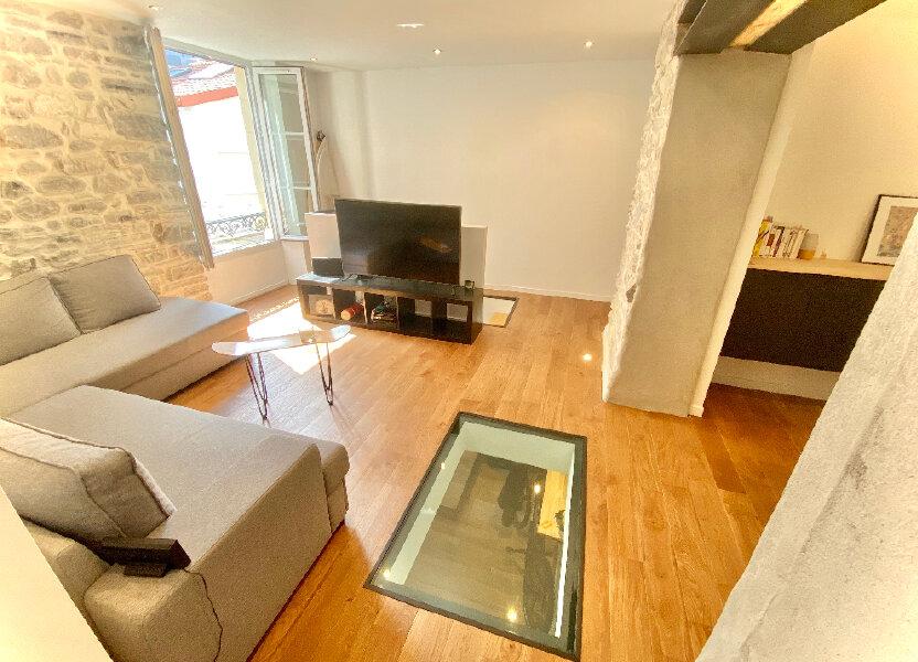 Appartement à vendre 54m2 à Biarritz