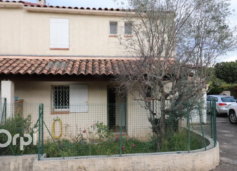 Maison à louer 78m2 à Aubagne