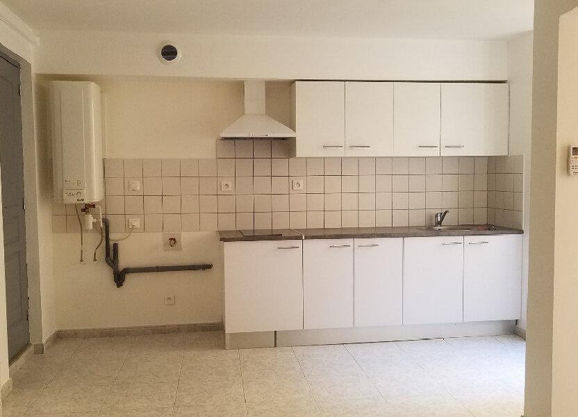 Appartement à louer 33.3m2 à Marignane