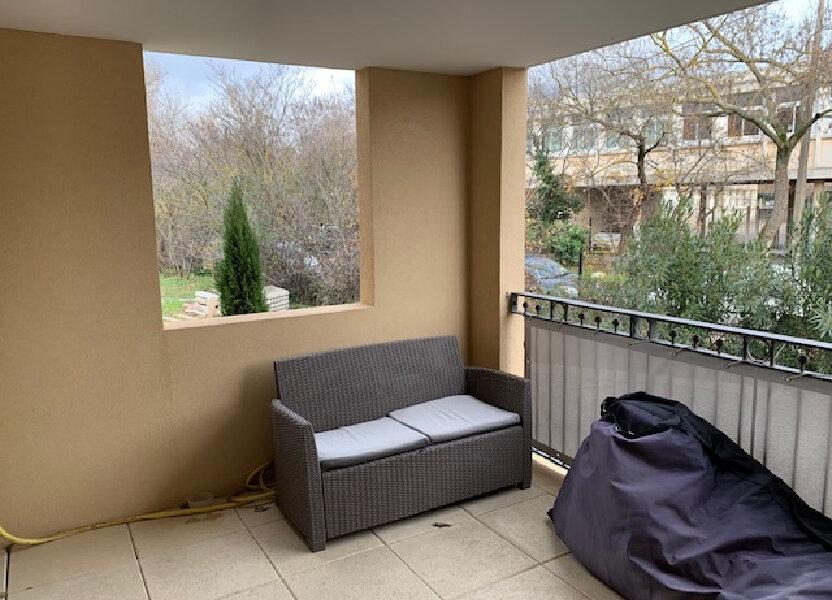 Appartement à louer 36.77m2 à Aix-en-Provence