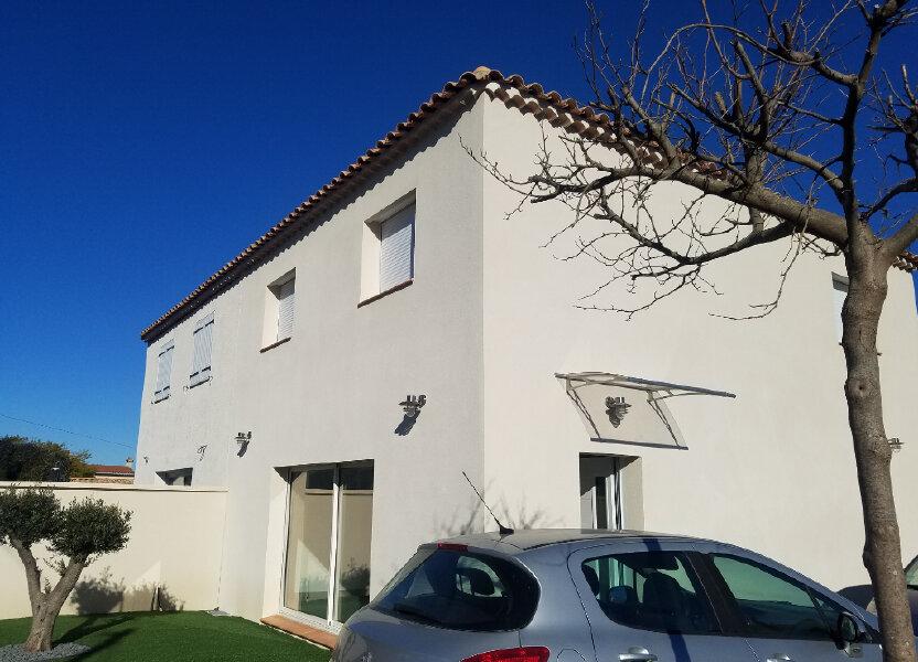 Maison à louer 99m2 à Châteauneuf-les-Martigues