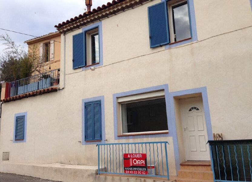 Appartement à louer 41m2 à Le Rove