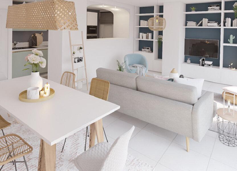 Appartement à vendre 65m2 à Marignane