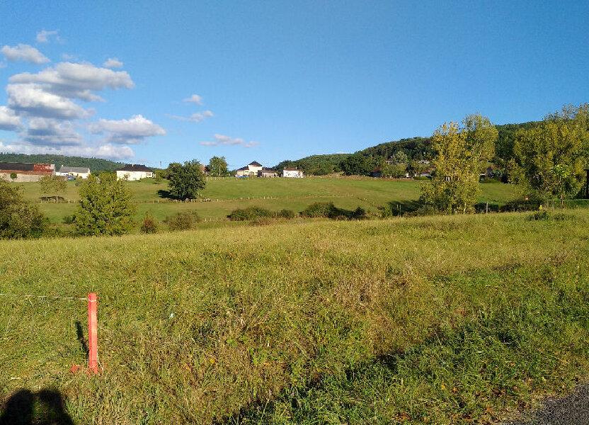 Terrain à vendre 1335m2 à Saint-Cernin-de-Larche