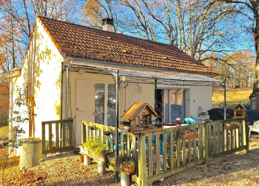 Maison à vendre 65m2 à Chartrier-Ferrière