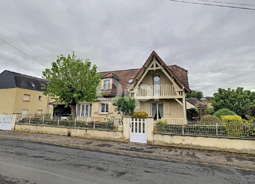 Maison à vendre 130m2 à Saint-Pantaléon-de-Larche