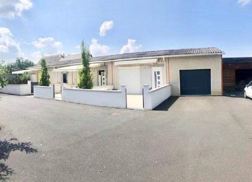 Immeuble à vendre 135m2 à Brive-la-Gaillarde