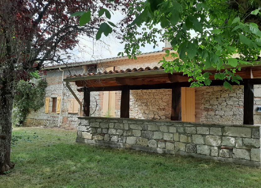 Maison à louer 182m2 à Beaumont-de-Lomagne