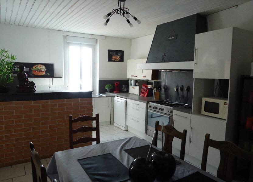 Maison à vendre 93m2 à Saint-Porquier