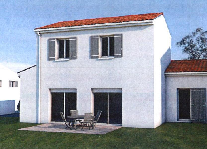 Maison à vendre 95.35m2 à Royan