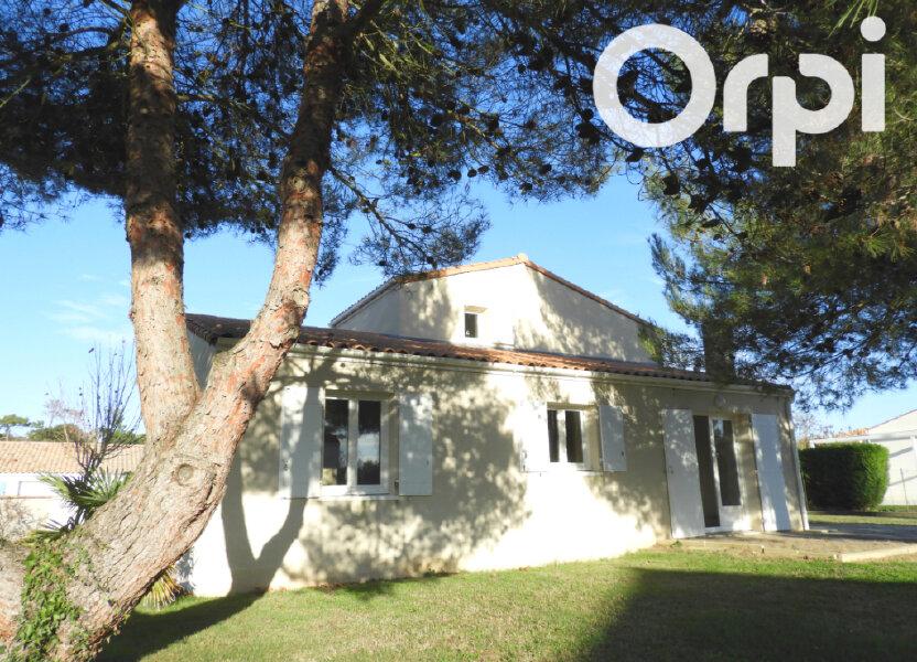 Maison à vendre 97m2 à Saint-Palais-sur-Mer