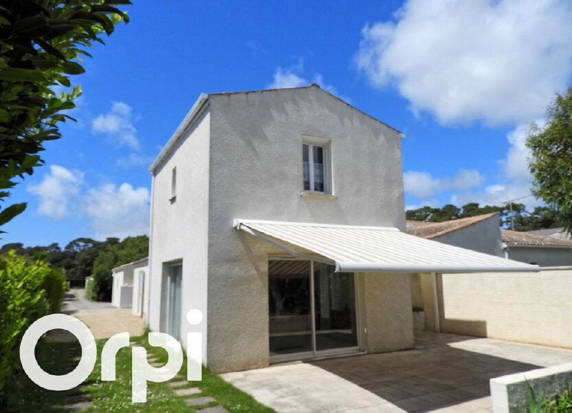 Maison à vendre 117m2 à Saint-Palais-sur-Mer